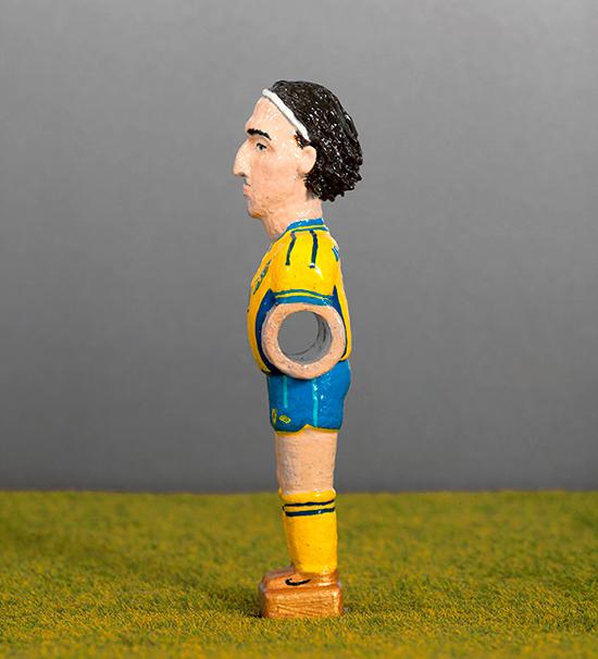 18 Zlatan Ibrahimović