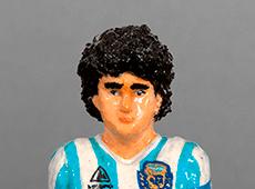 13 Diego Maradona