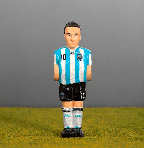33 Lionel Messi