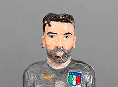 36 Gianluigi Buffon